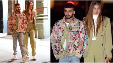 It's Official! Zayn Malik and Gigi Hadid aka ZiGi Are Dating Again; Celebrates the Singer's 27th Birthday in the New York City (View Pics)
