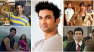 Sushant Singh Rajput Birthday Special: From Kai Po Che! To Chhichhore, Here's a Look at the Box Office Successes of the Dynamic Actor