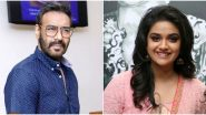 Keerthy Suresh's Bollywood Debut Gets Delayed, National Award Winning Actress Exits Ajay Devgn's Maidaan?