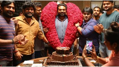 Happy Birthday, Vijay Sethupathi! Actor Celebrates the Special Day with Tughlaq Durbar Team (View Pics)