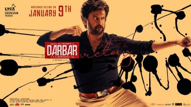 Darbar Movie Review: Twitterati Declare Superstar Rajinikanth's Film a Mass Entertainer!
