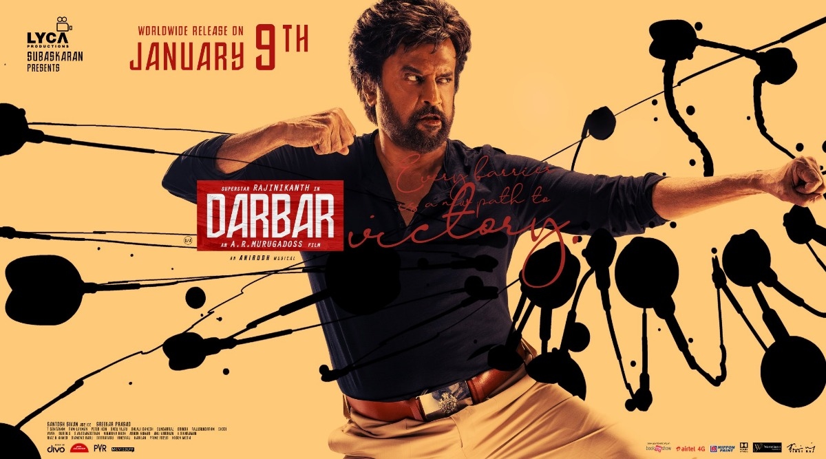 Darbar Movie Review: Twitterati Declare Superstar Rajinikanth's Film a Mass Entertainer!