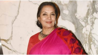 Shabana Azmi Admitted to a Panvel Hospital after she Meets with an Accident on Mumbai-Pune Expressway
