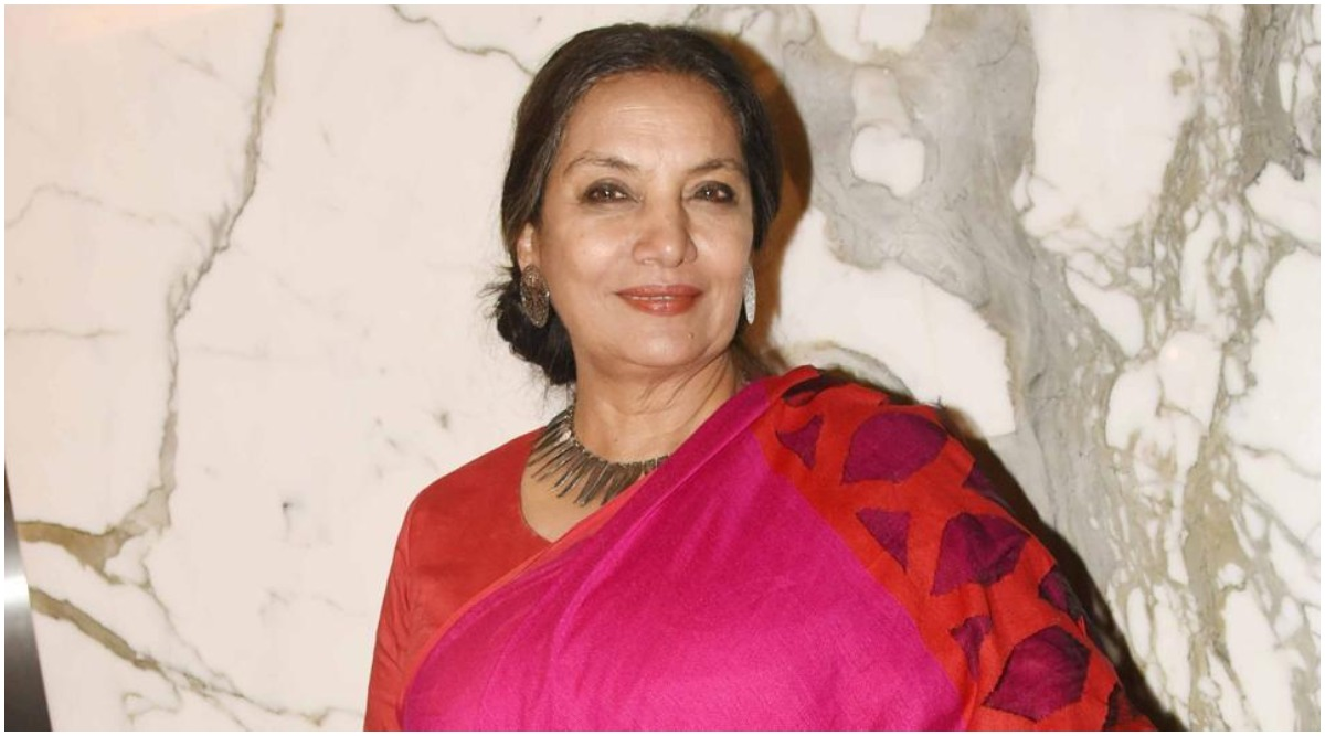 Shabana Azmi Car Accident: FIR Lodged Against the Actress' Driver for 'Rash Driving'