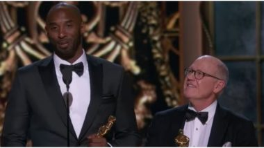 Kobe Bryant Passes Away: Throwback – How An Animated Short Made Him the First NBA Player to Win an Academy Award (Watch Video)