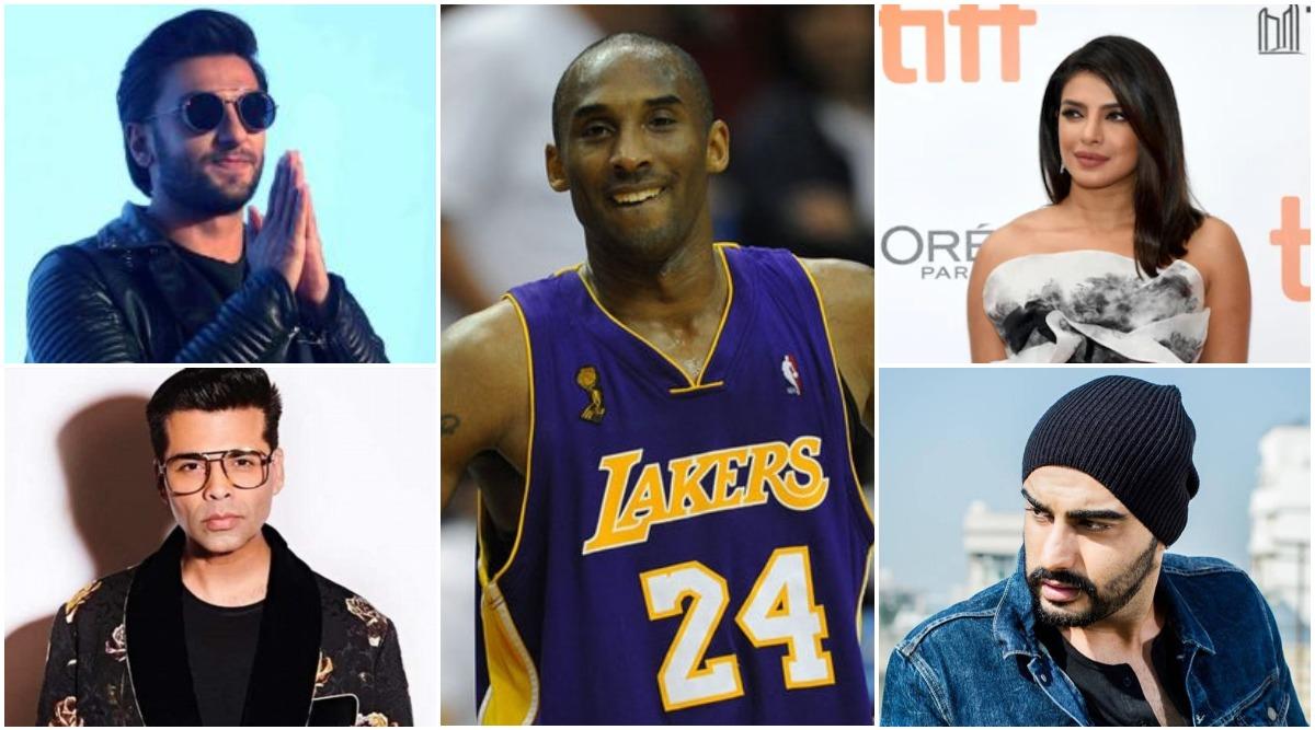Kobe Bryant No More: Priyanka Chopra, Ranveer Singh, Karan Johar, Arjun Kapoor, Abhishek Bachchan Pay Moving Tributes to the NBA Legend