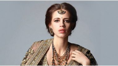 Kalki Koechlin Recalls 'Grabbing Boys and Kissing Them' During her School Days
