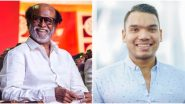Was Rajinikanth Denied Visa to Visit Sri Lanka? Namal Rajapaksa Calls it a Mere Rumour