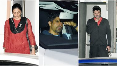 Shabana Azmi Admitted to Ambani Hospital, Farhan Akhtar, Tabu and Anil Kapoor Rush to Meet Her