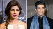 Priyanka Chopra Didn't Ignore Manish Malhotra at Umang 2020! A Social Media User Clears the Air Around the Viral Video