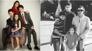Namrata Shirodkar Birthday Special: Wife of Tollywood Superstar Mahesh Babu, Mother of Two Adorable Kids – Here Are Few Frame-Worthy Family Pics of Former Miss India
