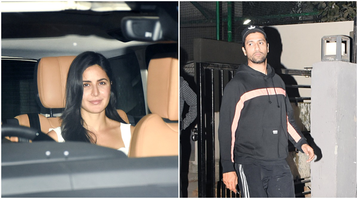Rumoured Couple Vicky Kaushal and Katrina Kaif Step out Together and We Wonder if it Was a Date Night for the Duo
