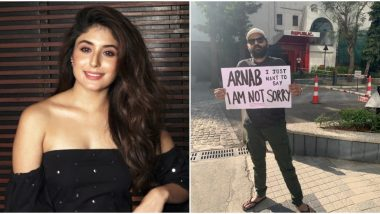 Kritika Kamra Cracks a Cryptic Joke on Kunal Kamra vs Arnab Goswami Controversy Using Air India's Lounge Access Card (View Tweet)