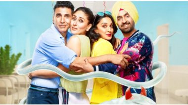 Akshay Kumar, Kareena Kapoor Khan, Diljit Dosanjh And Kiara Advani's Good Newwz Enters The Rs 200 Crore Club