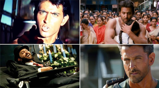 Hrithik Roshan Birthday Special: 10 Scenes From The Actor's Movies That Made Him The Heartthrob