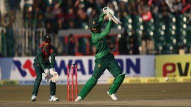 Shoaib Malik Stars as Pakistan Defeat Bangladesh in First T20I