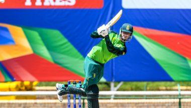 South Africa U19 vs UAE U19 Live Streaming Online of ICC Under-19 Cricket World Cup 2020: How to Watch Free Live Telecast of SA U19 vs UAE U19 CWC Match on TV
