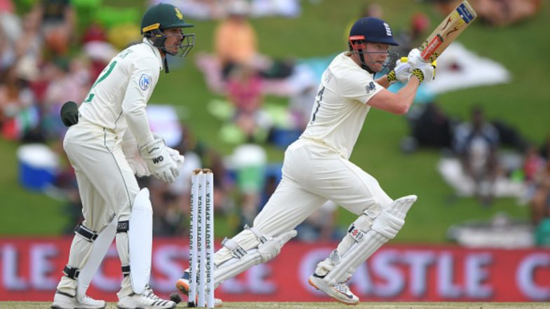 South Africa vs England Live Cricket Score, 2nd Test 2019-20, Day 2: Get Latest Match Scorecard and Ball-by-Ball Commentary Details for SA vs ENG Test from Cape Town