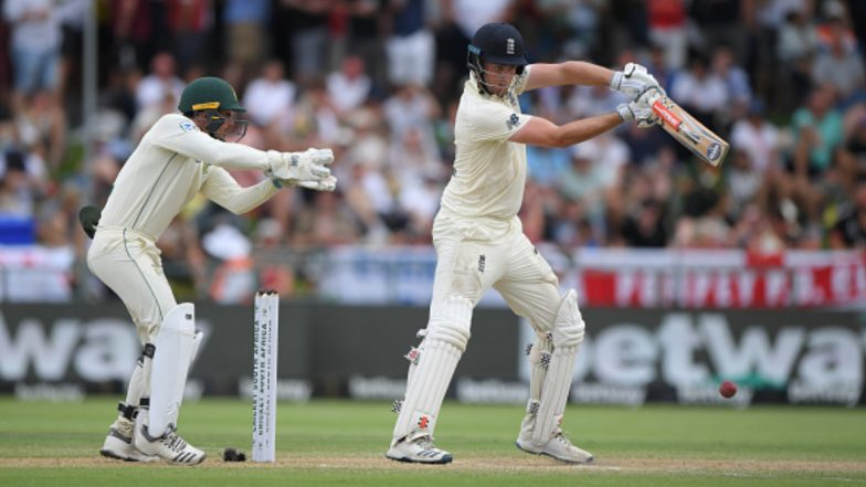 South Africa vs England 2nd Test Match 2020 Day 4 Live Streaming on Sony Liv: How to Watch Free Live Telecast of SA vs ENG on TV & Cricket Score Updates in India Online