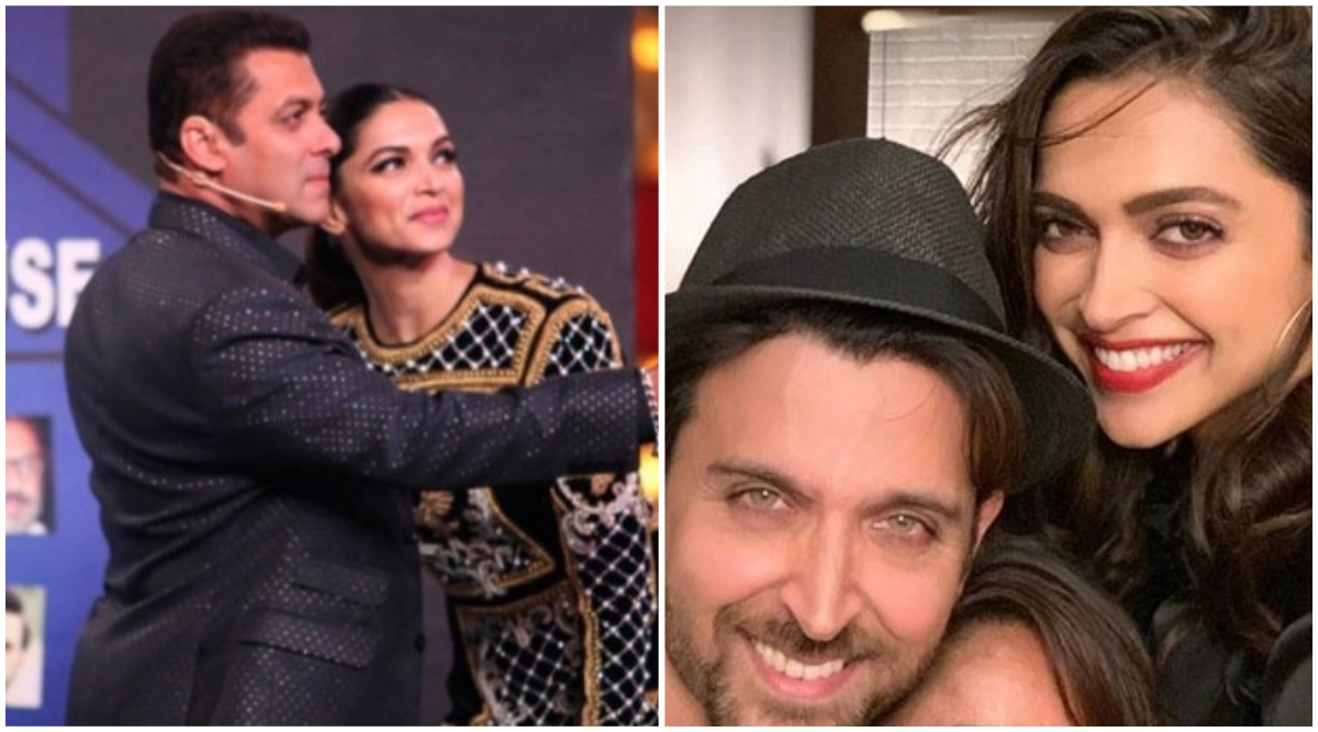 Deepika Padukone Birthday: Salman Khan, Hrithik Roshan and Other Actors We Wish to See the Dimpled Beauty Working With!