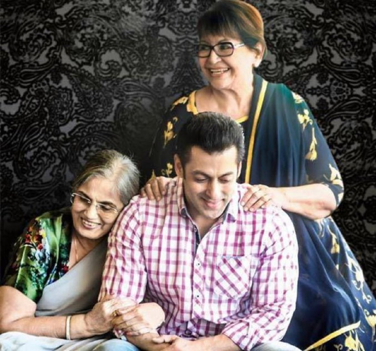 Salman Khan's Mother Salma Khan And Helen Join Instagram With No Posts