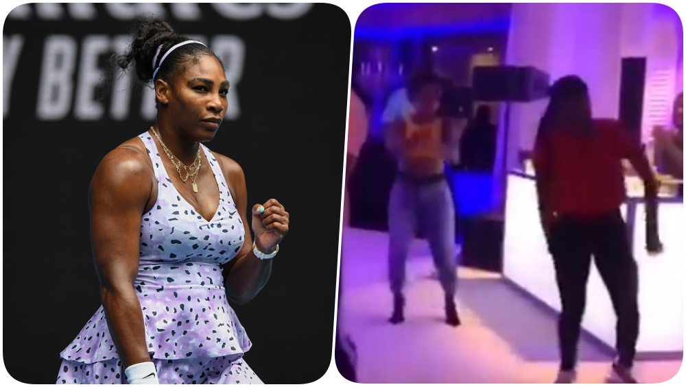 Serena Williams Reacts to Her Dancing Video with Coco Gauff After Winning Against Tamara Zidanšek in Australian Open 2020