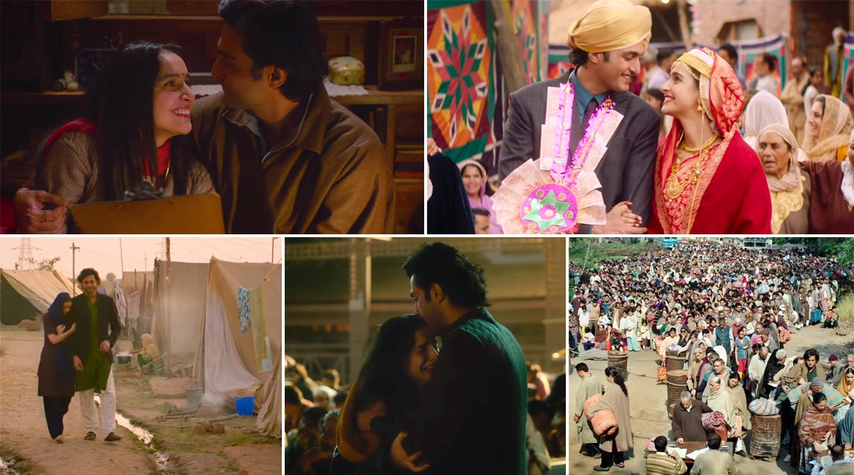Shikara Trailer: Vidhu Vinod Chopra's Movie On Exodus Of Kashmiri Pandits Looks Heartbreaking (Watch Video)