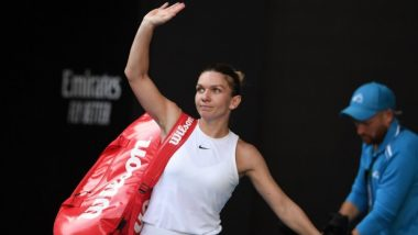 Simona Halep Posts an Emotional Message After her Ouster From Australian Open 2020