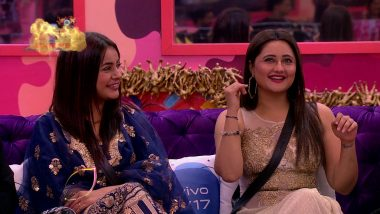 Bigg Boss 13 Weekend Ka Vaar Sneak Peek 01|26 Jan 2020: Rashami & Shehnaaz Sing 'Illegal Weapon'