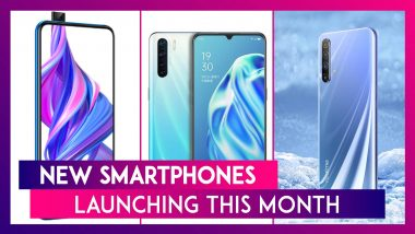 New Smartphones To Be Launched This Month: Honor 9X, Realme X50 & Oppo F15 Series