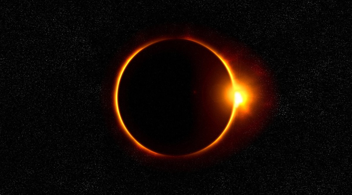 Seeing Solar Eclipse With Naked Eyes: Harmful Rays Affected Several School Children's Retina in Rajasthan