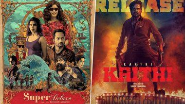 Zee Cine Awards Tamil 2020 Winners List: Vijay Sethupathi's Super Deluxe, Karthi's Kaithi, Sivakarthikeyan's Kanaa Win Big!