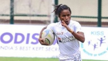Sweety Kumari, 19, From Bihar Is Rugby's 'Young International Player Of Year'