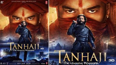 Tanhaji Box Office Collection Day 16: The Film Beats Golmaal Again To Become Ajay Devgn's Biggest Hit, Mints Rs 212.35 Crore