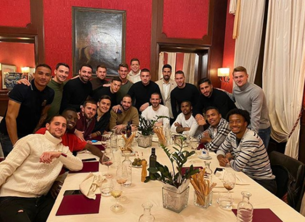 Cristiano Ronaldo Skips Juventus Team Dinner Ahead of Serie A Clash Against Roma