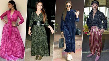 Ranveer Singh, Shruti Haasan and Ileana D'Cruz Need to Fire their Stylists ASAP (View Pics)