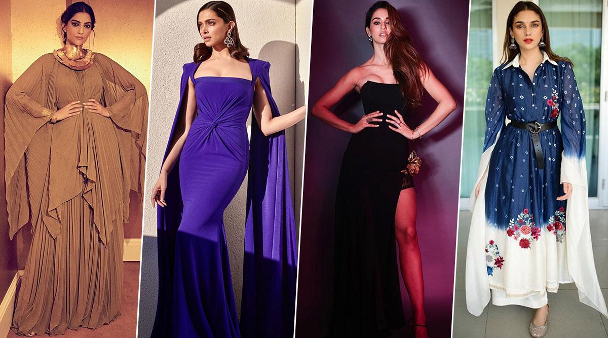 Disha Patani, Deepika Padukone and Sonam Kapoor Dominate our Best-Dressed List this Week (View Pics)