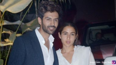 Kartik Aaryan Is Going to Watch 'Love Aaj Kal with Sara Ali Khan on Valentine's Day