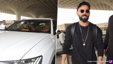 Virat Kohli Drives His Brand New Car Audi Q8 Ahead of India vs Australia 2nd ODI 2020, View Pictures