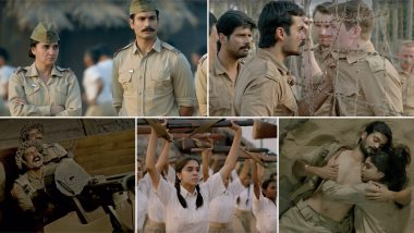 The Forgotten Army Trailer: Kabir Khan's Series Starring Sharvari and Sunny Kaushal Looks Binge-Worthy (Watch Video)