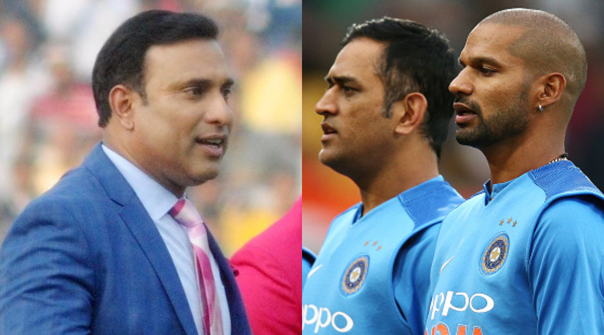 No Place for MS Dhoni, Shikhar Dhawan in VVS Laxman's India Squad for T20 World Cup 2020