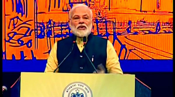 PM Narendra Modi at Times Now Summit: Just 1.5 Crore Pay Income Tax, When 3 Crore Travel Abroad