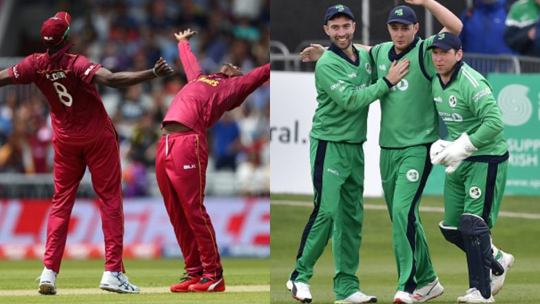 West Indies vs Ireland Series 2020 Schedule in IST, Free PDF Download: Get Fixtures, Time Table With Match Timings and Venue Details of IRE Tour of WI