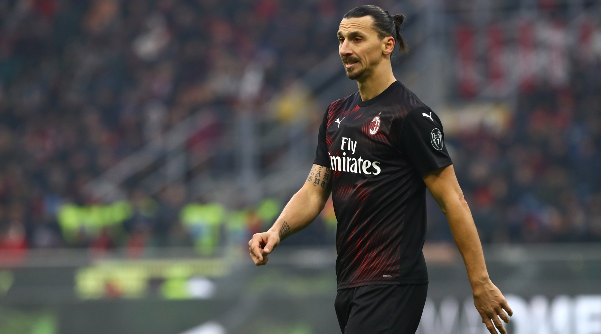 Zlatan Ibrahimovic Thanks AC Milan Fans Who Turned Out in Huge Numbers to Welcome Him for the Match Against Sampdoria (Watch Video)