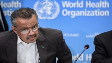 COVID-19: Recent Global Spikes Due to 'Young People Letting Down Guard', Says WHO Chief Tedros Ghebreyesus