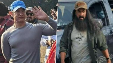 Aamir Khan's Sharp Contrast In 'Laal Singh Chaddha': From Long-Bearded To Clean-Shaven Avatars Make Fans Curious!