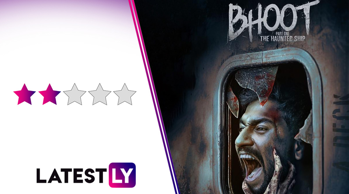 Bhoot Part One – The Haunted Ship Movie Review: Vicky Kaushal's Horror Film Runs Out of Good Scares Before An Absurd Third Act