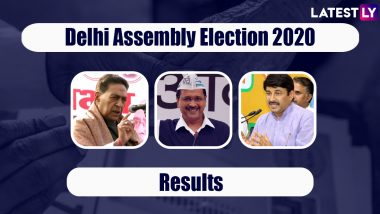 Delhi Assembly Elections 2020 Results to be Declared Today After Fierce Battle Between AAP, BJP and Congress; Counting to Begin at 8 AM