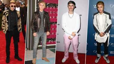 Justin Bieber Birthday Special: 7 Times When the 'Baby' Singer Got a Thumbs Up From Fashion Aficionados (View Pics)