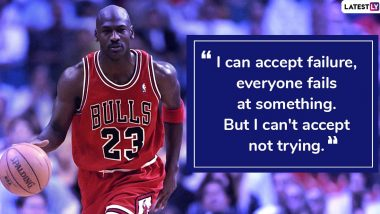 Michael Jordan Birthday Special: Top Quotes by Legendary Basketball Player